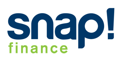 the logo for Snap Finance