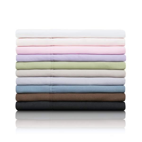 an image of Brushed Microfiber linens