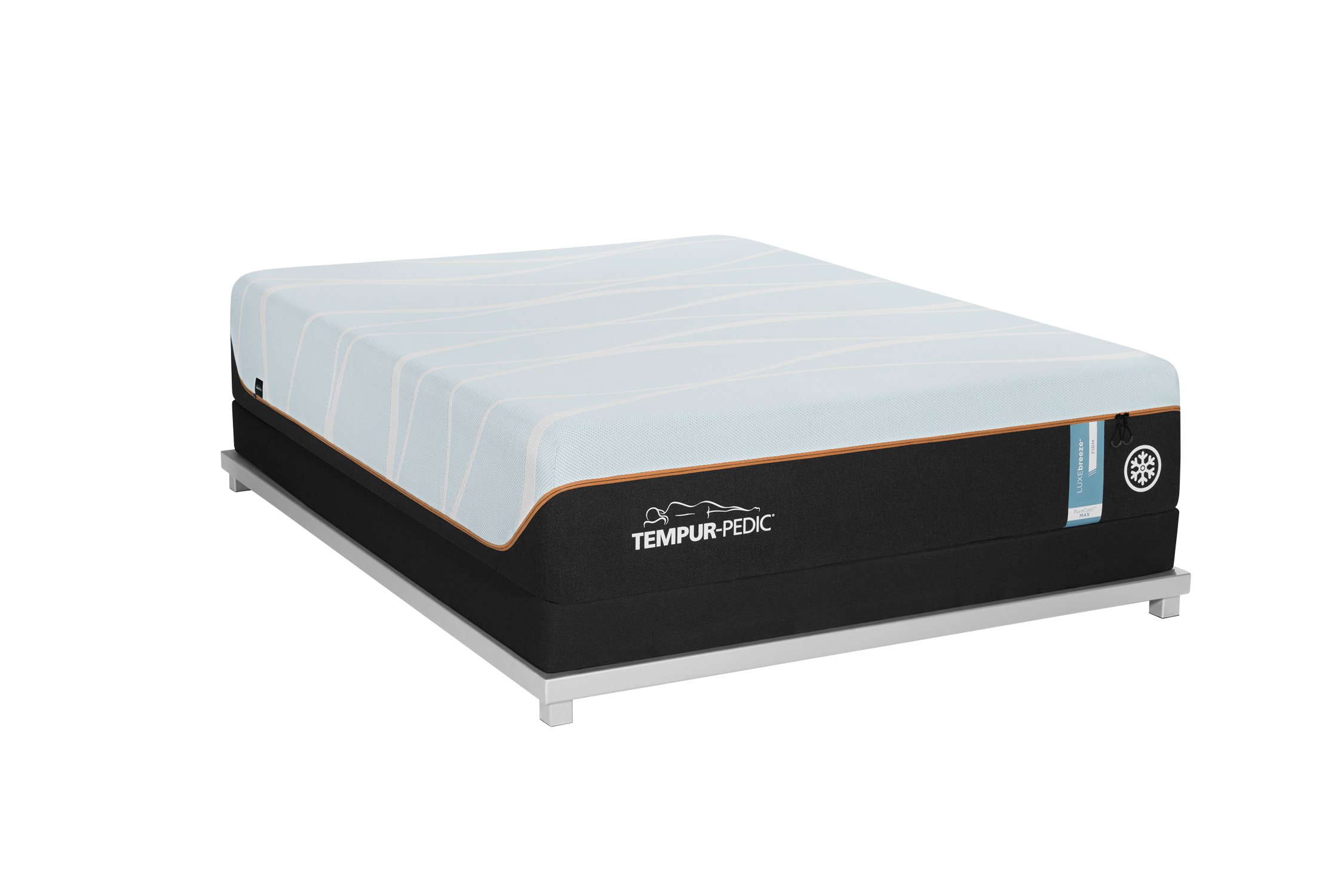 Tempure-Pedic LUXE Breeze Soft mattress